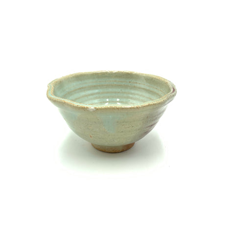 Handmade Pottery Bowl (Little ) : Celadon Green