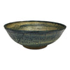 Large Green River and Blue Bowl