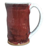 Large Mug Door County Barn Red - Ellison Bay Pottery Studios