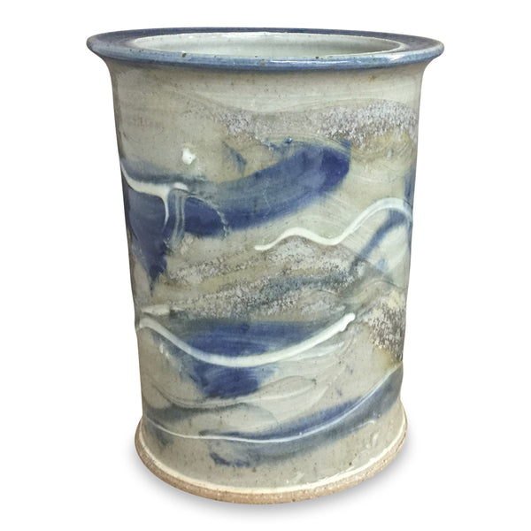 Crock-M 'Door County Blue - Ellison Bay Pottery Studios