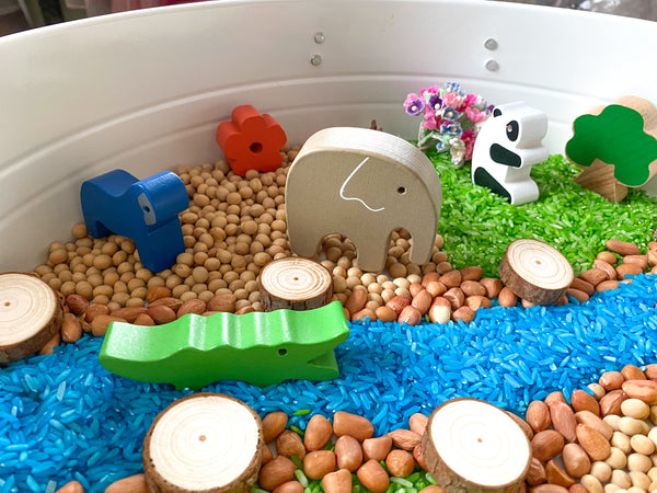 Brooklyn Sensory Play Kit