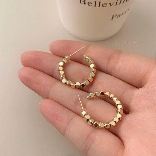 Lorraine Hoop Earrings
