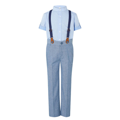 Nathan Chambray Set