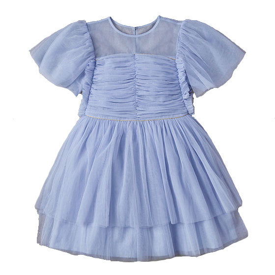 Peyton Periwinkle Dress