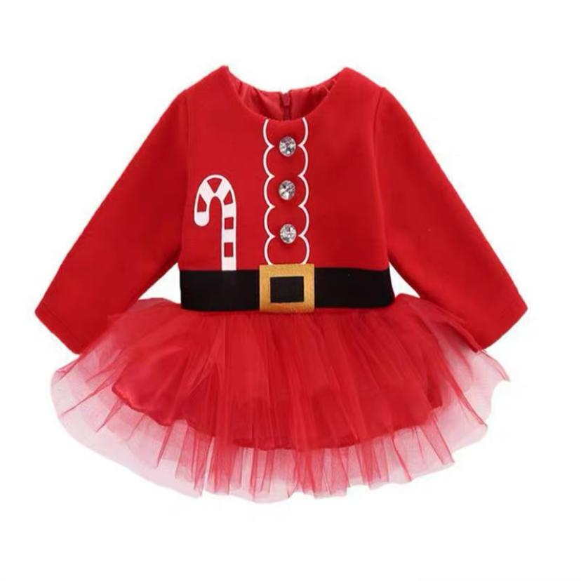 Faith Christmas Dress