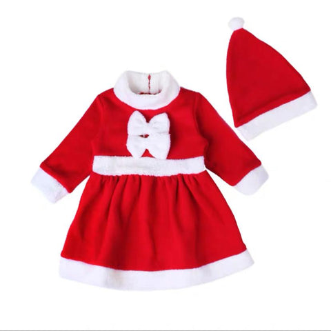 Gloria Christmas Costume