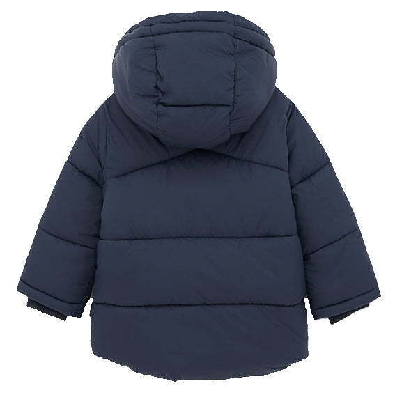 Lined Puffer Jacket