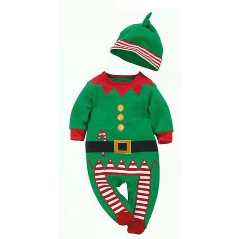 Robin Christmas Costume