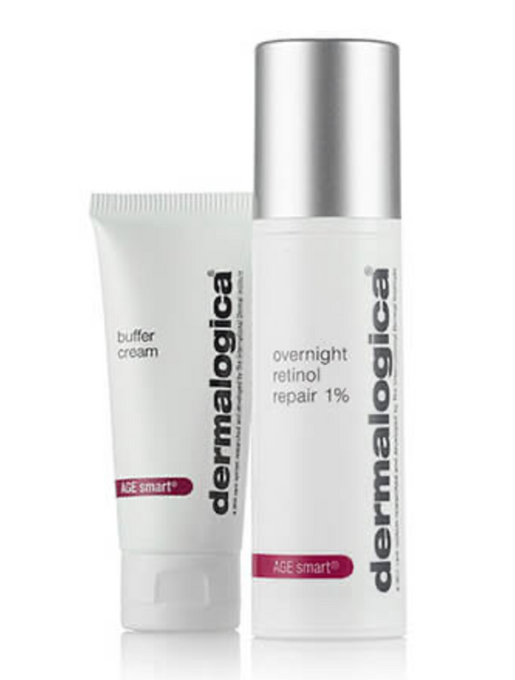 Overnight Retinol Repair 1% & Buffer Cream