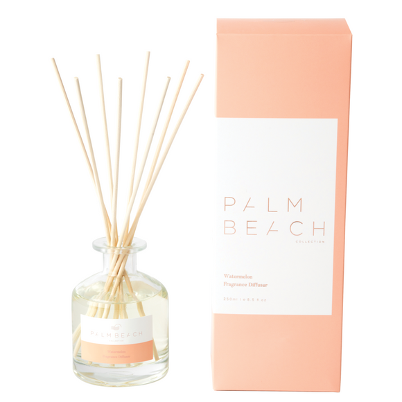 Palm Beach Fragrance Diffuser 250ml - Multiple Scents
