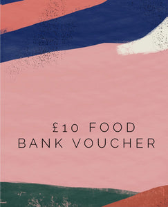 £10 Food Bank voucher for Everton Nursery Food bank