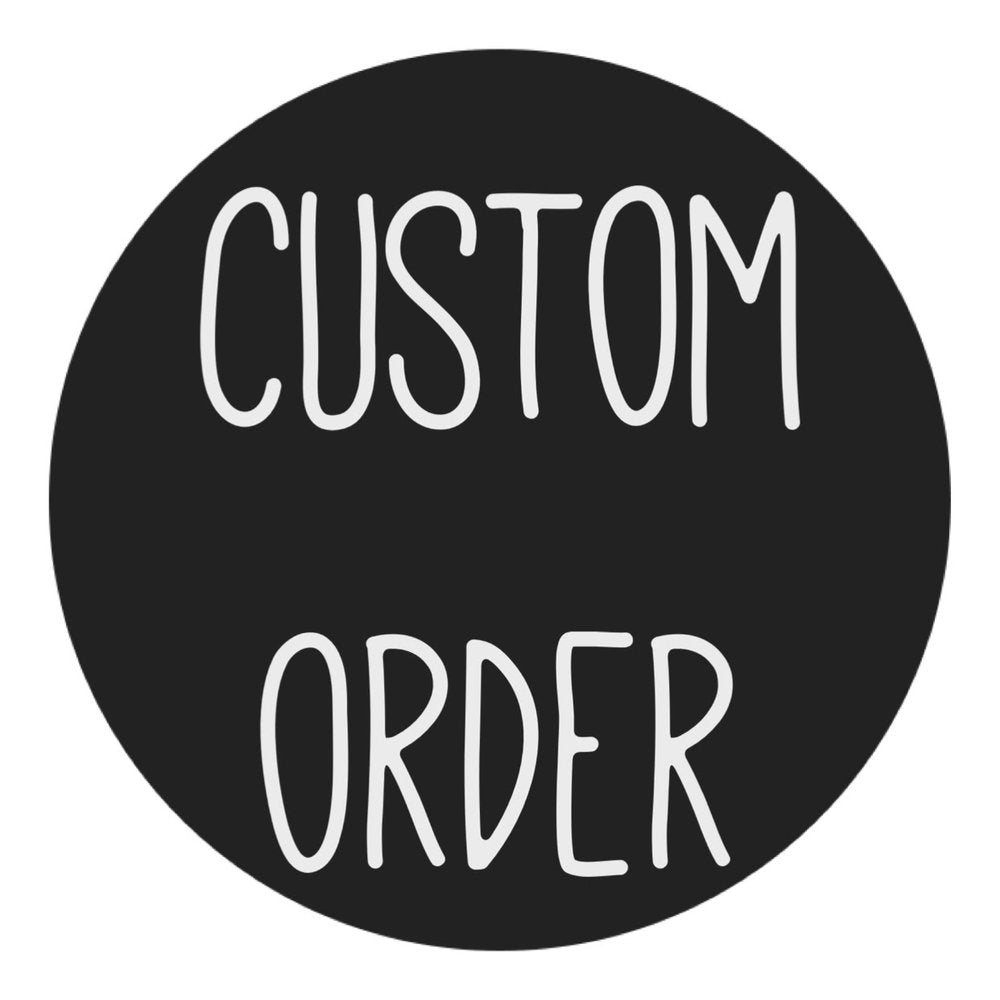 5 Pack of Custom Face Cover Order