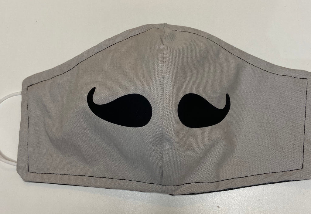 Face Cover - Mustache