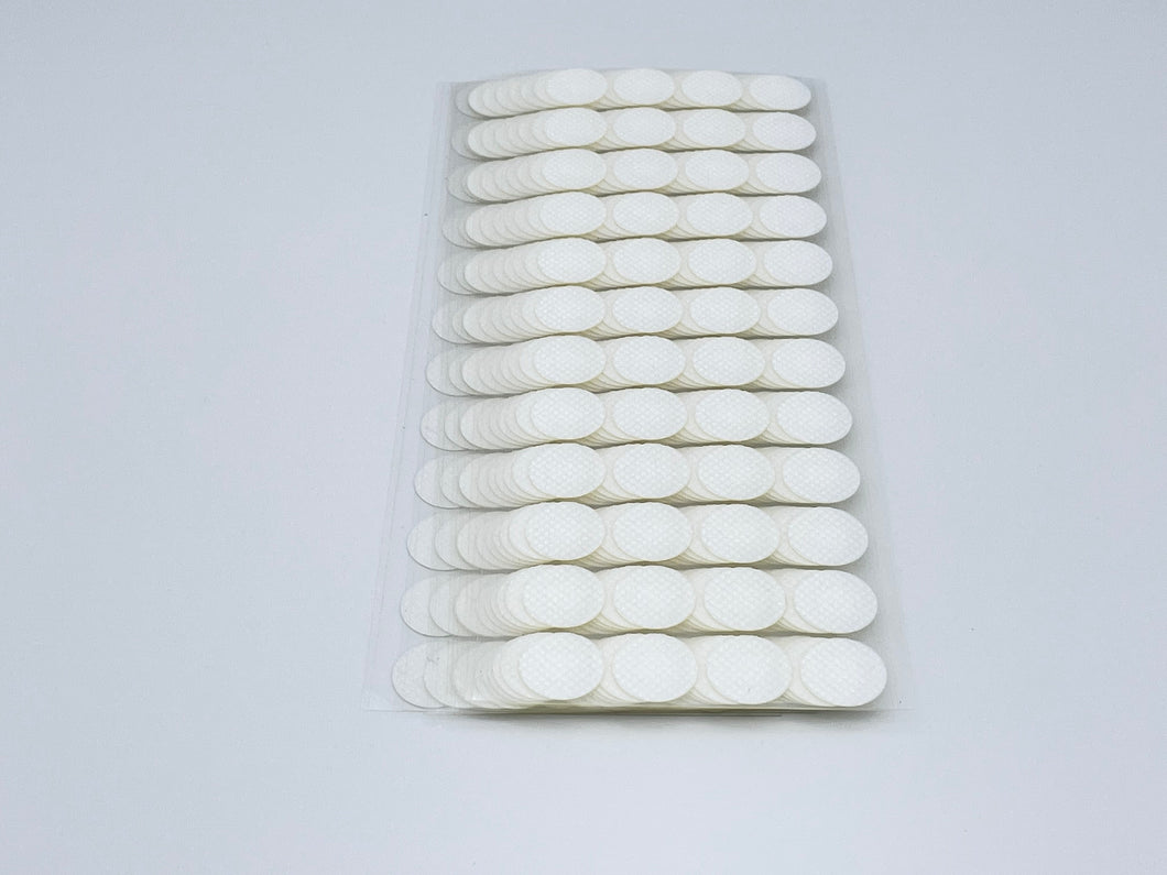480 Synthetic 11/16 inch Outer Diameter by 1/4 inch Inner Diameter Mushroom Lid Filter (18mm)