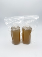Load image into Gallery viewer, 2 Custom High Nutrient Light Malt Extract Agar Ready Pour 500ml Polypropylene Bottles