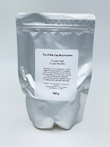 5 Liter Fungal Agar Dry Powder Mix