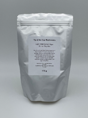 5 Liter Light Malt Extract Agar Dry Powder Mix