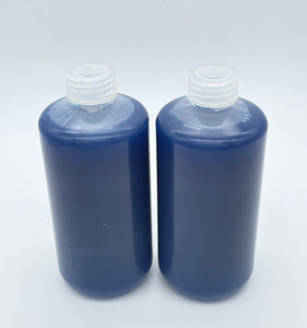 2 Custom High Nutrient Light Malt Extract Agar Ready Pour 500ml Polypropylene Bottles