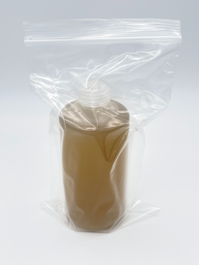 Custom High Nutrient Light Malt Agar Ready Pour 500ml Polypropylene Bottle