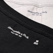 Load image into Gallery viewer, Abercrombie & Fitch K!TTEN PYRAM!D 7 DAY DUVET T-Shirt - TOTALLY FINE (Black)