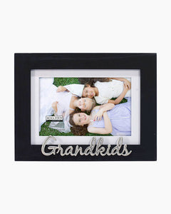 Grandkids Expressions Picture Frame (4x6)