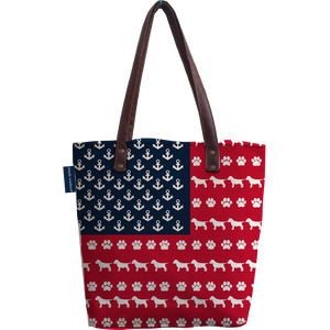 Pup USA Canvas Tote Bag