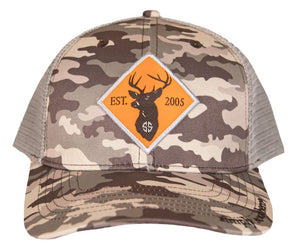 Buck Camo Simply Southern Hat