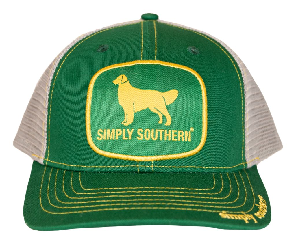 Golden Simply Southern Hat