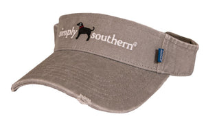 Dog Simply Southern Visor