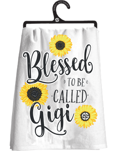 Blessed GiGi Simply Southern Kitchen Towel