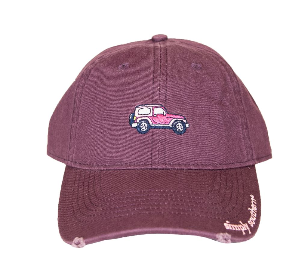 Simply Southern 4x4 Jeep Hat