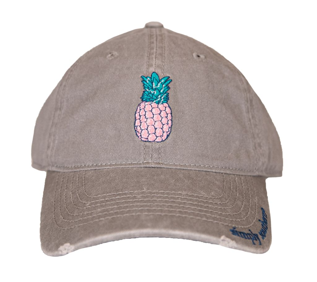Pineapple Simply Southern Hat