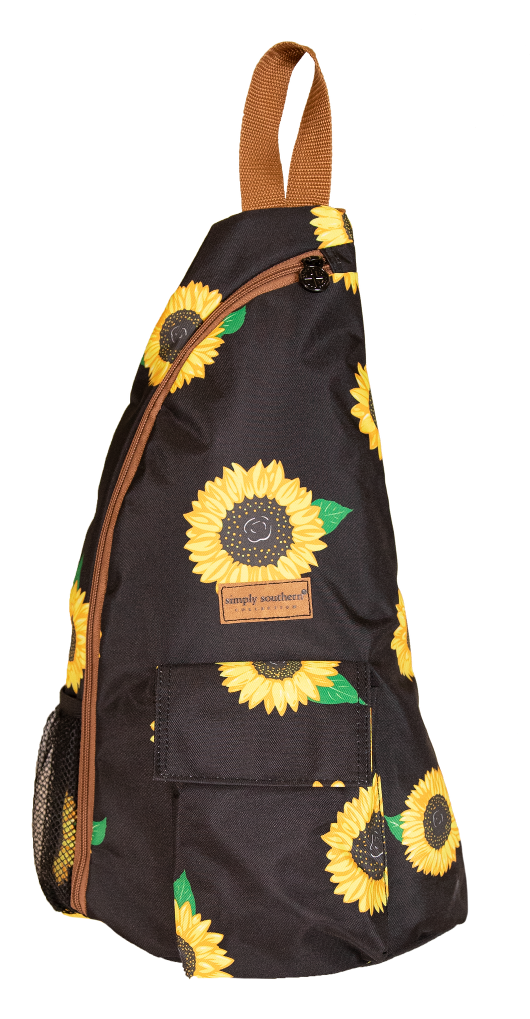 Sling Sunflower Simply Southern Bag