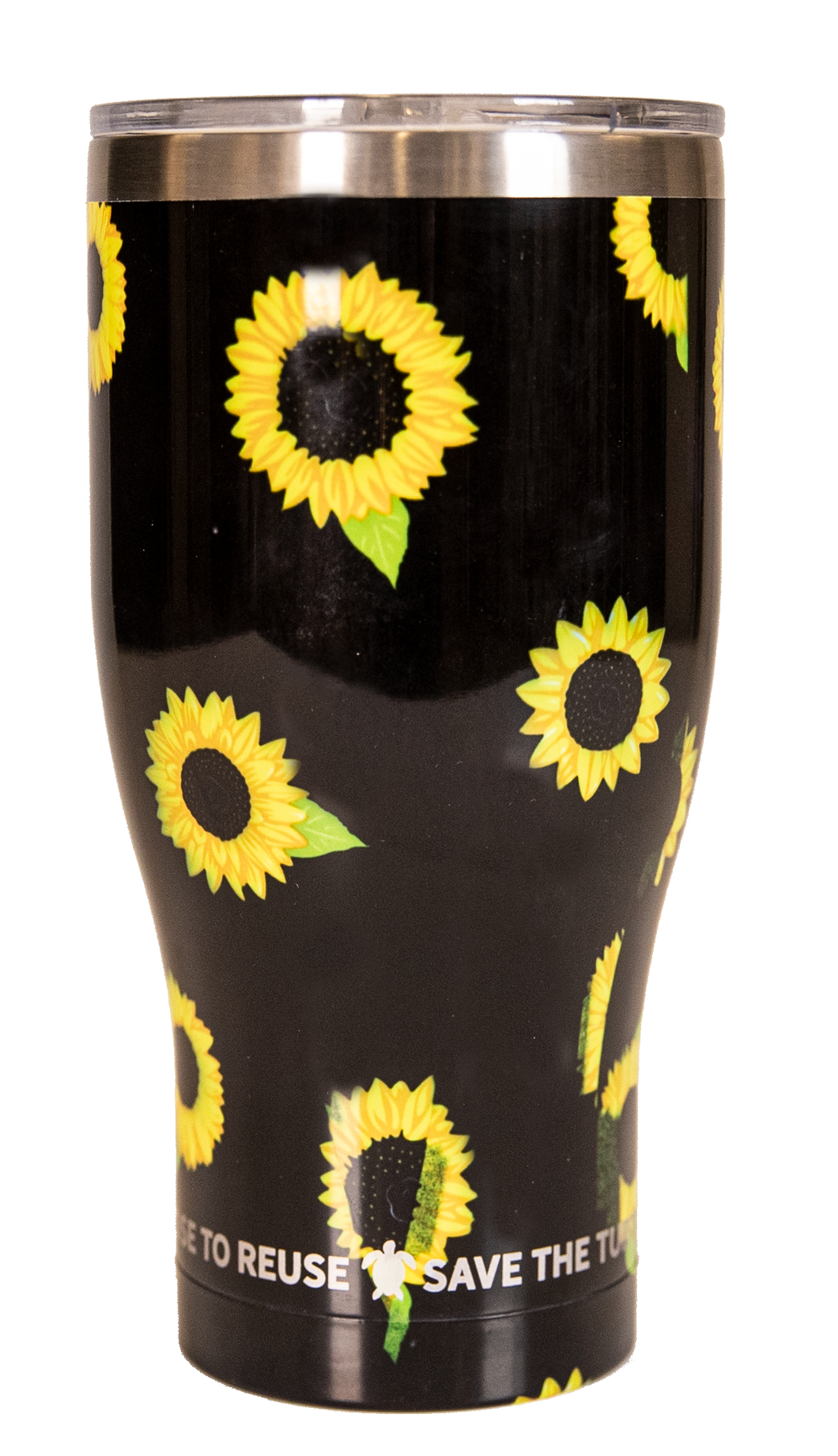 Simply Southern 30 oz Tumbler Sunflower