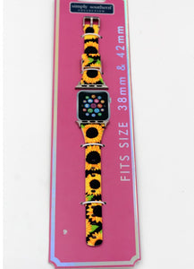 Sunflower Watch Band Simply Southern