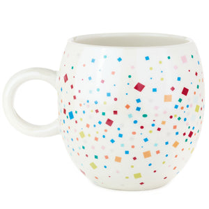 100th Birthday Balloon Mug