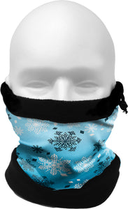 COLD WEATHER GAITER / HAT SNOWFLAKES