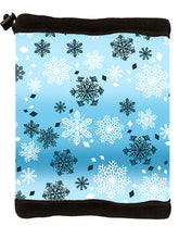 Load image into Gallery viewer, COLD WEATHER GAITER / HAT SNOWFLAKES