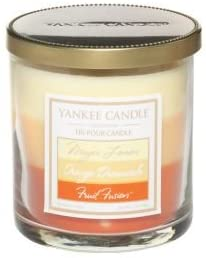 Yankee Candle Tri-Pour Fruit Trio Scented Limited Edition Candle