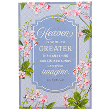 Load image into Gallery viewer, DaySpring, Billy Graham Sympathy Boxed Cards, 12 Cards with Envelopes