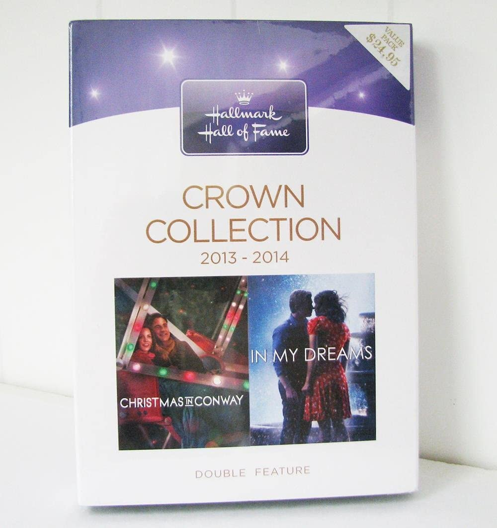 Crown Collection 2013-2014 Double Feature Christmas in Conway/In My Dreams