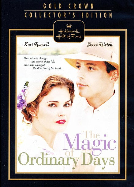 The Magic of Ordinary Days Hallmark Hall of Fame DVD