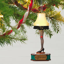 Load image into Gallery viewer, A Christmas Story™ What a Great Lamp! Ornament With Light