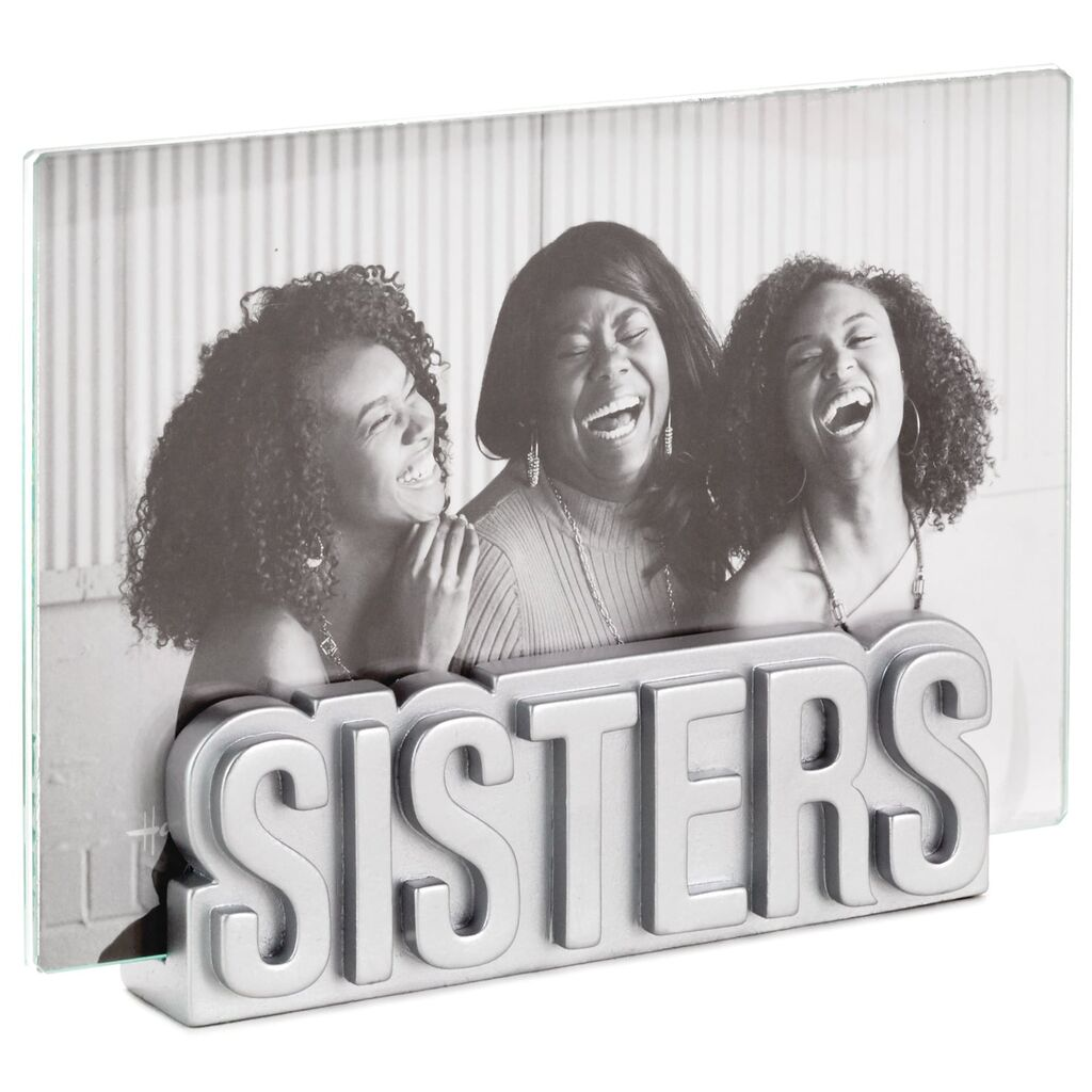 Sisters Picture Frame, 4x6