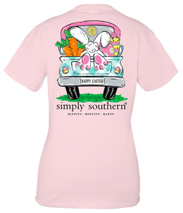 Bunny Simply Southern Short Sleeve T-Shirt