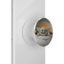 Load image into Gallery viewer, The Child Pod Baby Yoda Premium PopSocket
