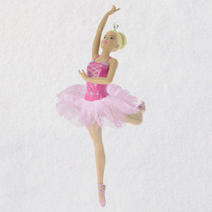 Barbie™ Beautiful Ballerina Ornament