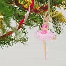 Load image into Gallery viewer, Barbie™ Beautiful Ballerina Ornament