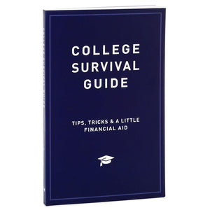 College Survival Guide: Tips, Tricks, And a Little Financial Aid Book