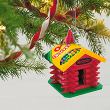 Load image into Gallery viewer, Crayola® Colorful Schoolhouse Ornament